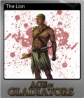 Age Of Gladiators Foil 5
