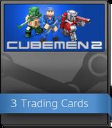 Cubemen 2 Booster Pack