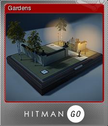 Hitman GO Definitive Edition Foil 2