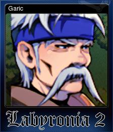 Labyronia RPG 2 Card 1
