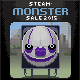 Monster Summer Sale Badge 0003