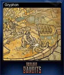 Badland Bandits Card 7