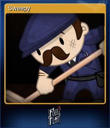 Foul Play Card 1