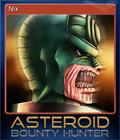 Asteroid Bounty Hunter Card 7