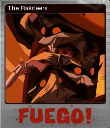 Fuego! Foil 3