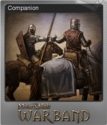 Mount & Blade Warband Foil 4