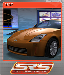Street Racing Syndicate Foil 5