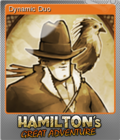Hamilton's Great Adventure Foil 7
