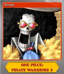 One Piece Pirate Warriors 3 Foil 4