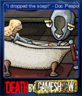 Death by Game Show Card 5