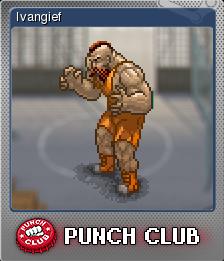 Punch Club Foil 2