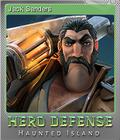 Hero Defense - Haunted Island Foil 4