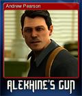 Alekhine's Gun Card 6