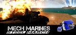 Mech Marines Steel March Logo