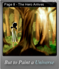 But to Paint a Universe Foil 12