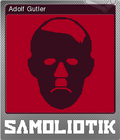 SAMOLIOTIK Foil 1