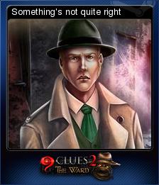 9 Clues 2 The Ward Card 6