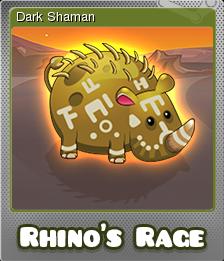 Rhino's Rage Foil 5