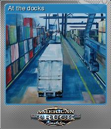 American Truck Simulator Foil 1