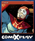 ComixPlay 1 The Endless Incident Card 2