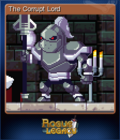 Rogue Legacy Card The Corrupt Lord