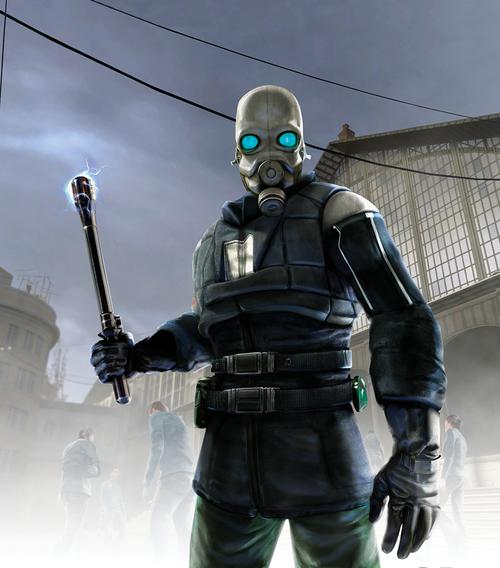 Half-Life 2 Artwork 8