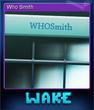 Wake Card 12