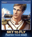 Sky To Fly Faster Than Wind Card 4