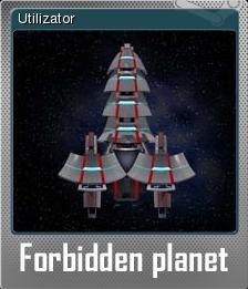 Forbidden planet Foil 4