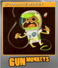 Gun Monkeys Foil 4