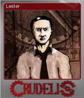Crudelis Foil 3