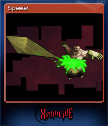 Xenocide Card 5