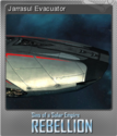 Sins of a Solar Empire Rebellion Foil 6
