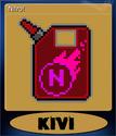 Kivi, Toilet and Shotgun Card 2