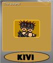 Kivi, Toilet and Shotgun Foil 3