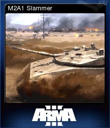 Arma 3 Card 1