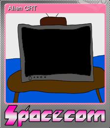 SpaceCorn Foil 5