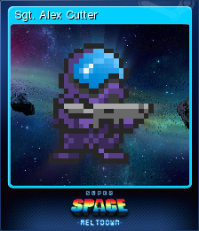 Super Space Meltdown Card 5