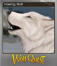 WolfQuest Foil 1