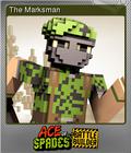 Ace of Spades Battle Builder Foil 4
