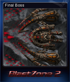 BlastZone 2 Card 05