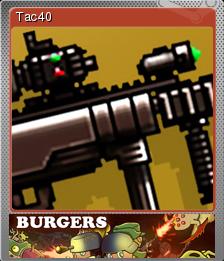 Burgers Foil 09