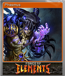 Force of Elements Foil 1