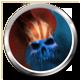 Ravaged Zombie Apocalypse Badge 3