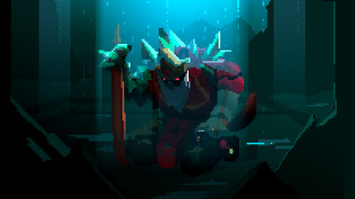 Hyper Light Drifter Artwork 3