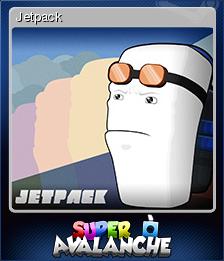 Avalanche 2 Super Avalanche Card 1
