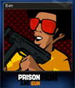 Prison Run and Gun Card 5