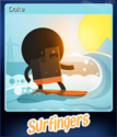 Surfingers Card 5