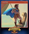 12 Labours of Hercules II The Cretan Bull Card 4.png