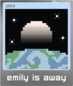 Emily is Away Foil 5